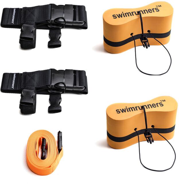 Swimrunners Pull Belt Guidance Team Team Team Kit Orange 2a12d7